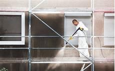 fassade reinigen der preis einer fachgerechten reinigung