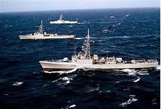 A I Destroyer restigouche class destroyer