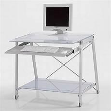 computertisch glas computertisch aus glas biber de