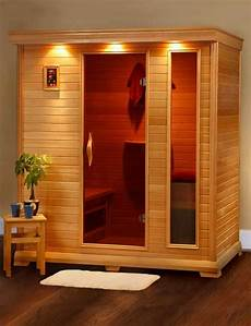 That Would Be Not Big Not Small Sauna