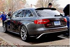 breaking audi rs 4 avant spotted in the usa quattroworld