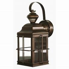 heath zenith motion activated 1 light outdoor wall lantern reviews wayfair