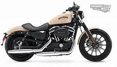 Harley Davidson Xl883n Iron 883 Tested