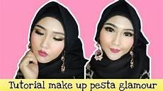 Tutorial Make Up Pesta