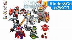 Nexo Knights Malvorlagen Vk лего нексо найтс 6 минифигурок Nexo Lego обзор