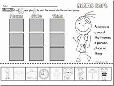 34 best nouns images pinterest english language second grade and nouns kindergarten