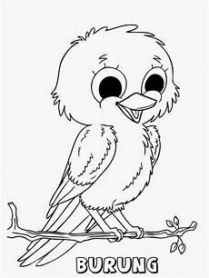 Zoomania Malvorlagen Anak Mewarnai Gambar Anak Burung Lucu Kelinci