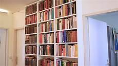 Bücherwand Selber Bauen - b 252 cherregal mit taschenloch verbindungen selber machen