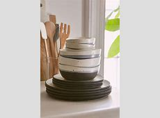 Dining Room: Fascinating Stoneware Dinnerware Sets For