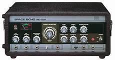 Studio Icons Roland Re 201 Space Echo Musictech