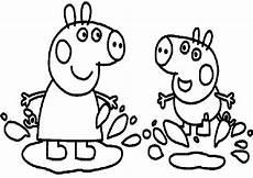 Ausmalbilder Peppa Wutz Geburtstag Ausmalbilder Peppa Pig 7 Ausmalbilder Malvorlagen
