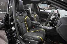 used 2017 mercedes amg amg a 45 4matic yellow