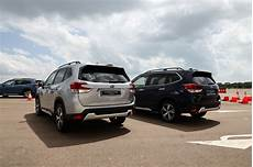 2019 subaru hybrid forester performance subaru forester e boxer hybrid launched at 2019 singapore