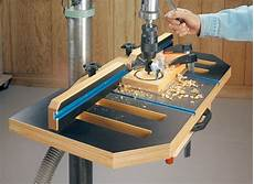 Tafel Selber Bauen - woodworking drill press table woodworking project