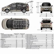 dimensions grand scenic 3 renault grand sc 233 nic 3 blanc 224 pontivy 2015 diesel 12 990