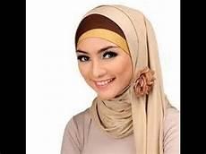 Model Jilbab Pesta Ala Citra Kirana Terbaru