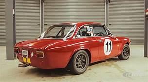 VIDEO Alfa Romeo 1750 GTV Race Car  Crankandpistoncom