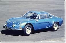 alpine berlinette occasion renault alpine a110 berlinette 1600s occasion
