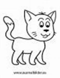 Ausmalbilder Junge Katzen Ausmalbild Katze Zum Ausdrucken