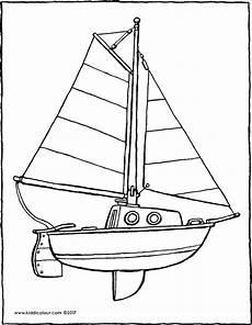 segelboot kiddimalseite