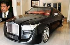 Sultan Of Brunai Car Collection