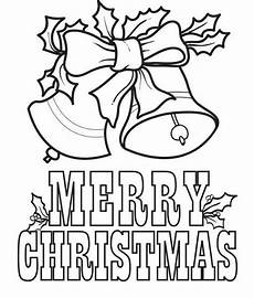 merry christmas bells coloring page for kids of a cute cartoon colour drawing hd wallpaper
