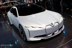 Bmw I Vision Dynamics Previews A Future Tesla Model 3