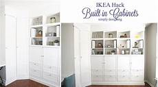 craft room building in cabinets part 3 simply