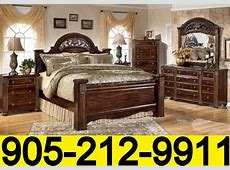 BLOWOUT sale on Ashley Bedroom sets FREE HOME DELIVERY