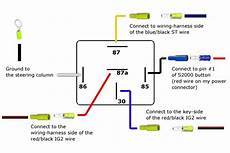 12 volt 5 pin relay wiring diagram 5 pin bosch relay wiring diagram wiring diagram and schematic diagram images