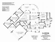 nantahala house plan nantahala cottage e 17117 garrell associates inc