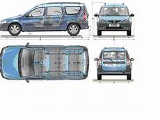 Dacia Logan Volume Coffre Le Specialiste De Dacia