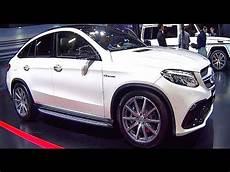 mercedes suv 2017 new mercedes gle63 amg turbo 2016 2017 suv interior