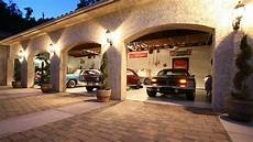 20 car custom garage up for grabs with bill goldberg s fabulous cali mansion autoevolution