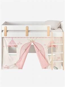 tente de lit princesse f 233 233 rique pour lit mezzanine mi