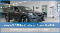 Mazda Cx 5 Nakama Design Highlights 4k Uhd