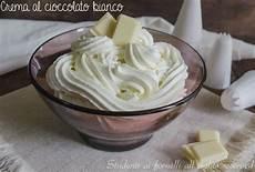 crema pasticcera al cioccolato bianco bimby crema al cioccolato bianco e panna senza cottura