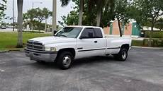 1999 Dodge Ram 3500 1999 dodge ram 3500 dually cummins diesel
