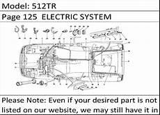 buy part 147193 frontl front l front light frontlight wiring harness 512