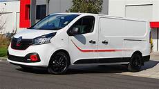 renault trafic formula edition 2019 pricing and specs