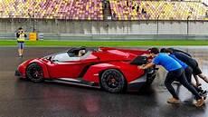 Why Did They Push This Lamborghini Veneno Roadster