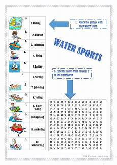 water sports activity worksheets 15751 water sports vocabulary esl worksheets for distance learning and physical classrooms