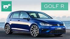 2018 Volkswagen Golf R Review Mk 7 5