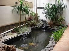 bassin koi interieur inspirations modern indoor fish pond design to decoration