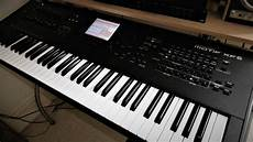 Yamaha Modif by Yamaha Motif Xf6 Image 1721608 Audiofanzine