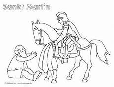 Kostenlose Malvorlagen Sankt Martin Sankt Martin Geschichte Lieder Und Ausmalbilder