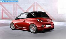 Opel S Stylish Adam Minicar Could Become A Buick