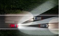 opel s led matrix light reduces risk of wildlife accidents