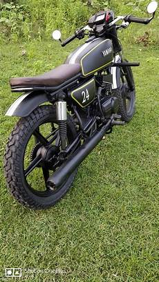 Rx 100 Modif by Top 10 Modified Yamaha Rx 100 Motorcycles In India