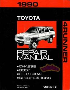 auto repair manual free download 1998 toyota 4runner seat position control 1990 4runner shop manual service repair toyota truck book haynes chilton 4x4 ebay